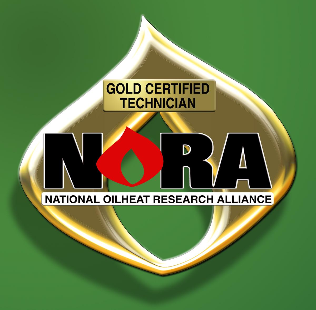 Gold certification national oilheat research alliance gold certification xflitez Gallery