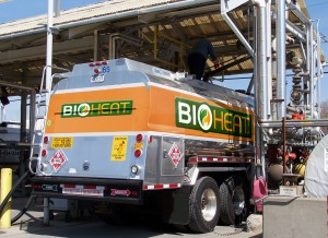 Bioheat® truck at rack